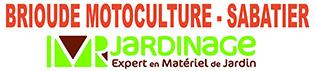 Logo de Brioude Motoculture