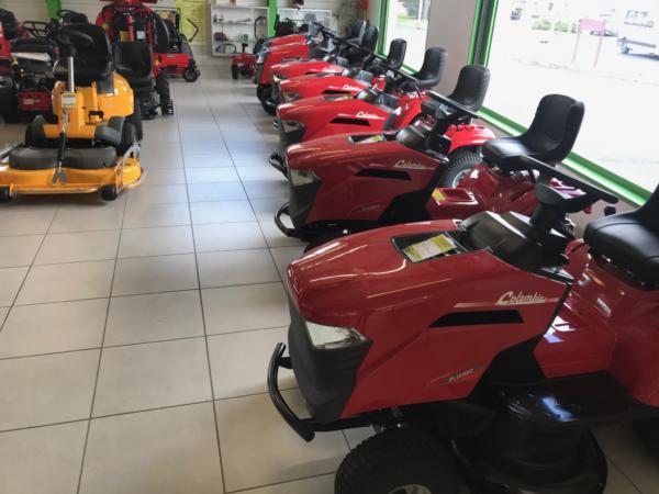 Brioude Motoculture - magasin intérieur 2