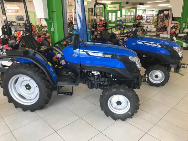 Brioude Motoculture - magasin intérieur 3