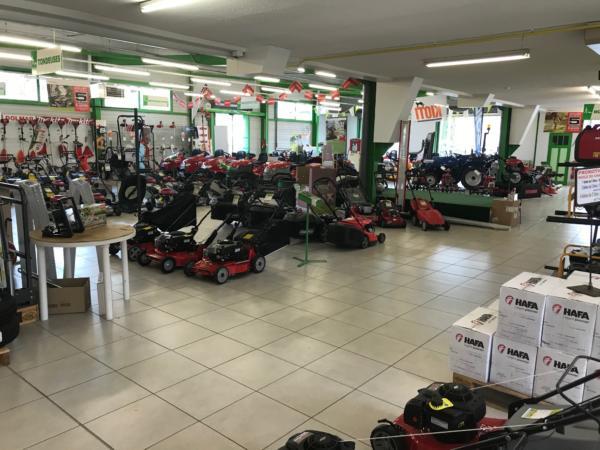Brioude Motoculture - magasin intérieur 8