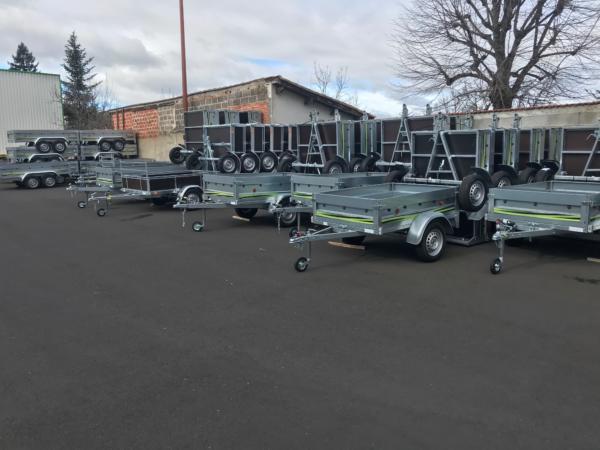 Brioude Motoculture - magasin extérieur